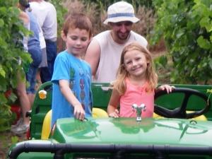 Clayton, Landon, Ella
